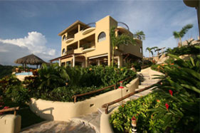 Huatulco Mexico Villa Rental - Turtle Bay